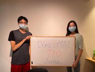 【心得】上班準備,二戰710 - 感謝Donz GMAT!