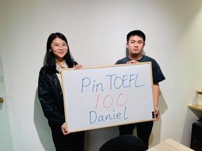 【心得】二戰100 推Pin TOEFL短期衝刺班+口說寫作顧問回饋