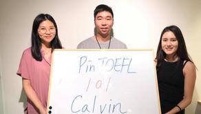 【心得】課後一週一戰101 推薦Pin TOEFL衝刺班