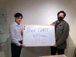 [心得] 在學+實習二戰 710 – 感謝效率教學Donz GMAT