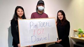 【心得】爆忙上班族托福101 推Pin TOEFL 小班