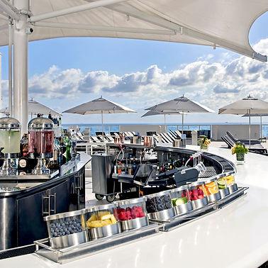 Spinnaker Bar & Grill Conrad Fort Lauderdale