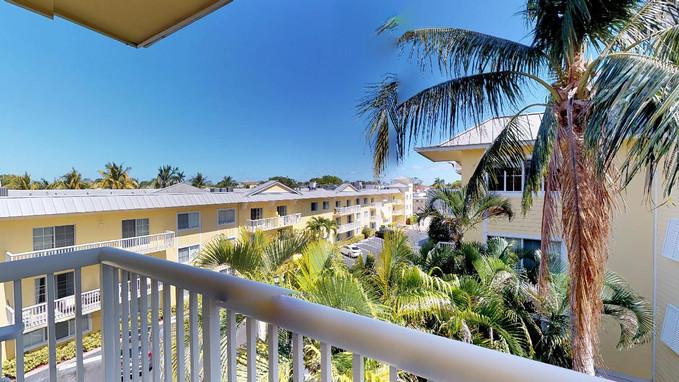 Balcony View East