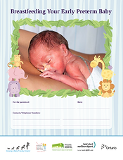Feeding Your Early Preterm Baby Cover.pn