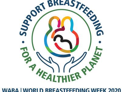 Happy Canadian Breastfeeding Week!