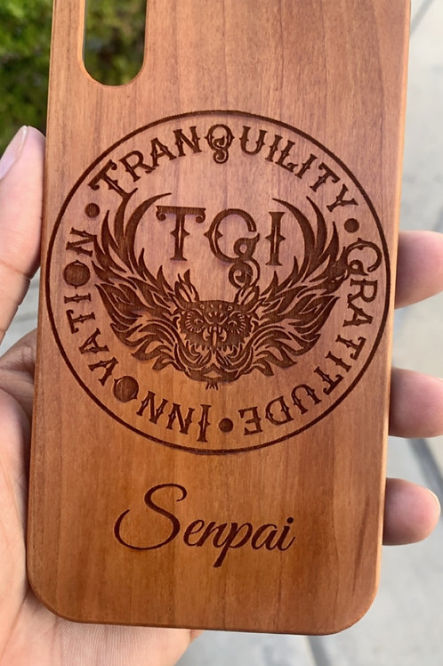 TGi Wood Case