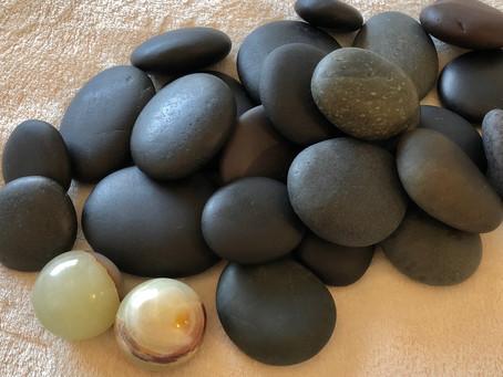 愛する石たち