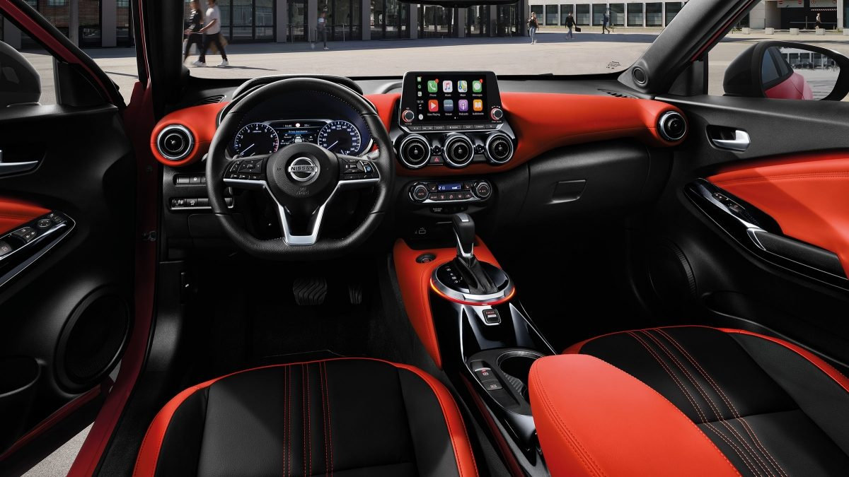 New Juke 2020 Nissan Interior