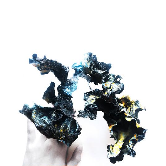 Copper, Joseph Schröter, resin