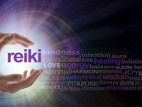 Reiki now available