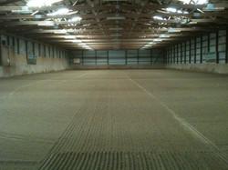 Heated Indoor Arena