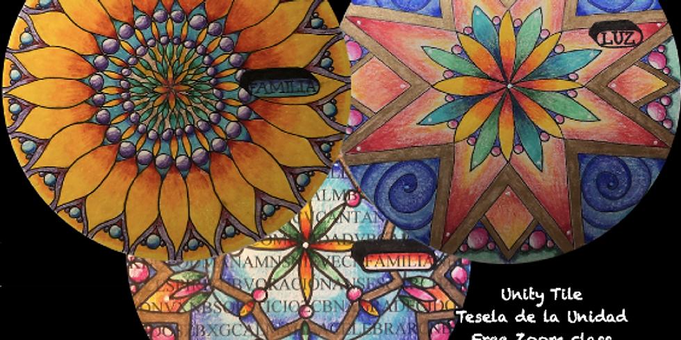New Year Unity Tile