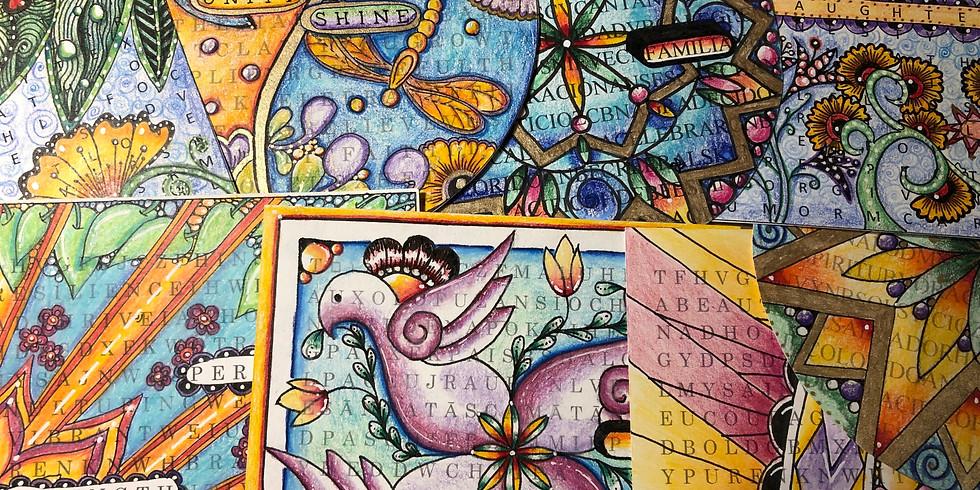 Spring Unity Tile - Bilingual edition (English & Spanish)
