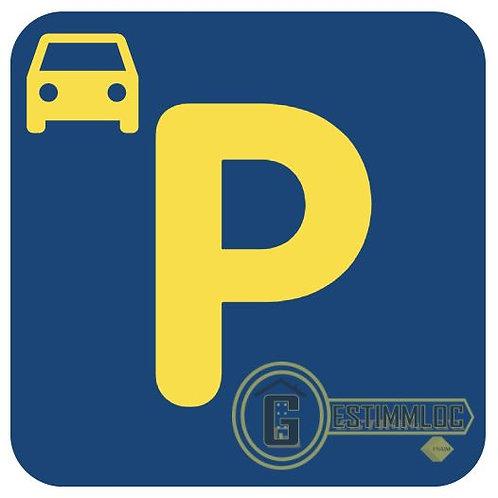 Parking - Résidence sécurisée - LORGUES