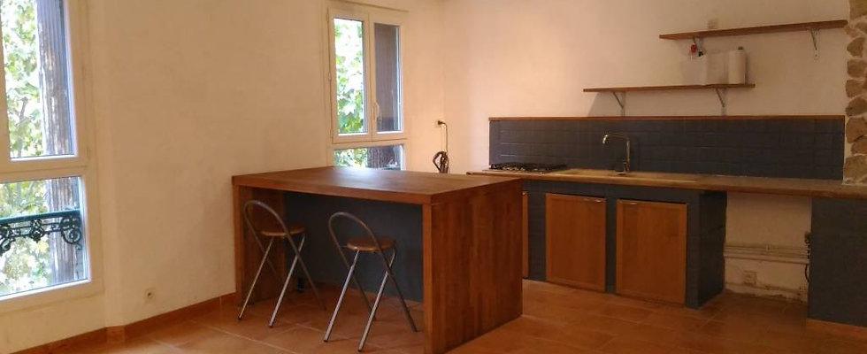 Appartement 72m² T4 - Lorgues