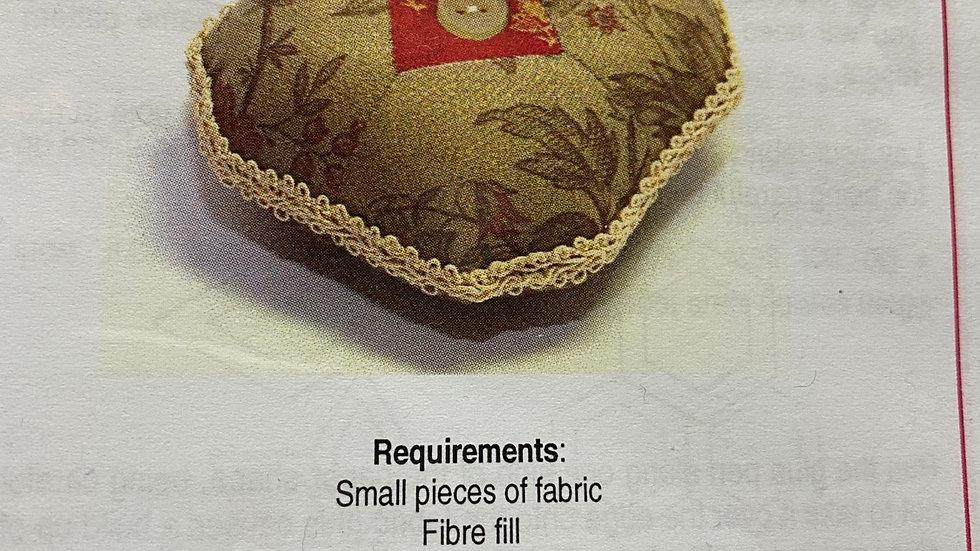 Sue Daley Pincushion Patterns