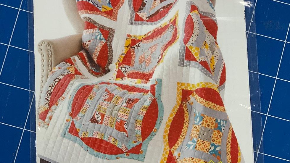 'Urban Tiles' Quilt Pattern