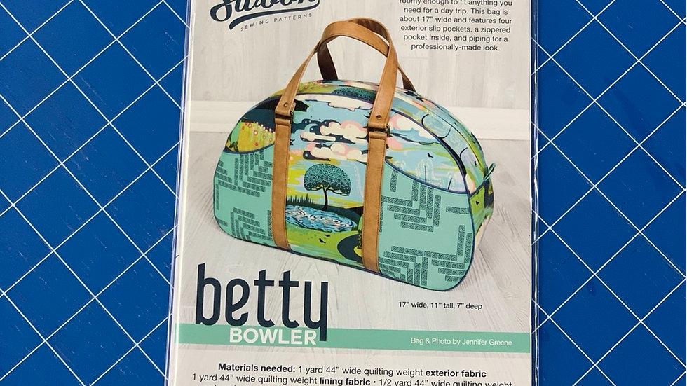 Betty Bowler Bag Pattern