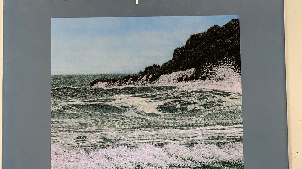 Machine Embroided Seascapes