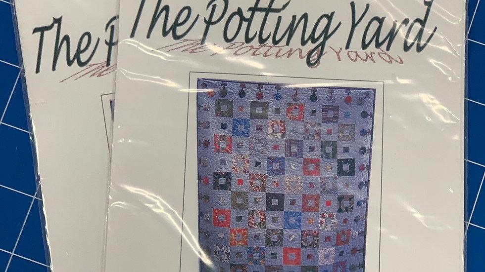 'The Potting Yard' Pattern - Carolyn Konig Design