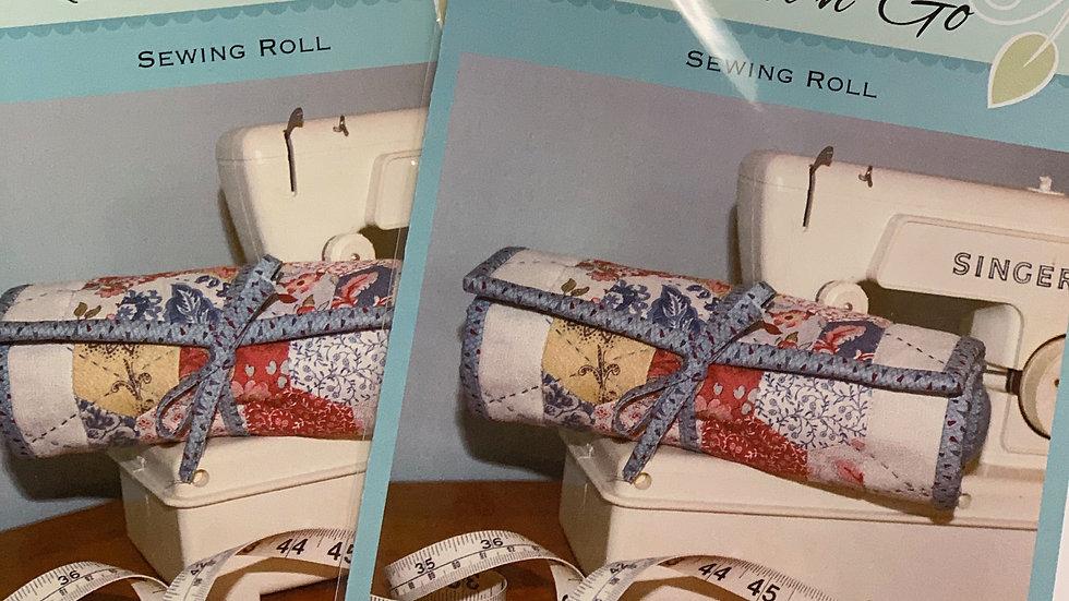 'Stitch n'Go' Sewing Roll - The Birdhouse