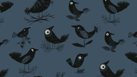 Full Moon - Crows