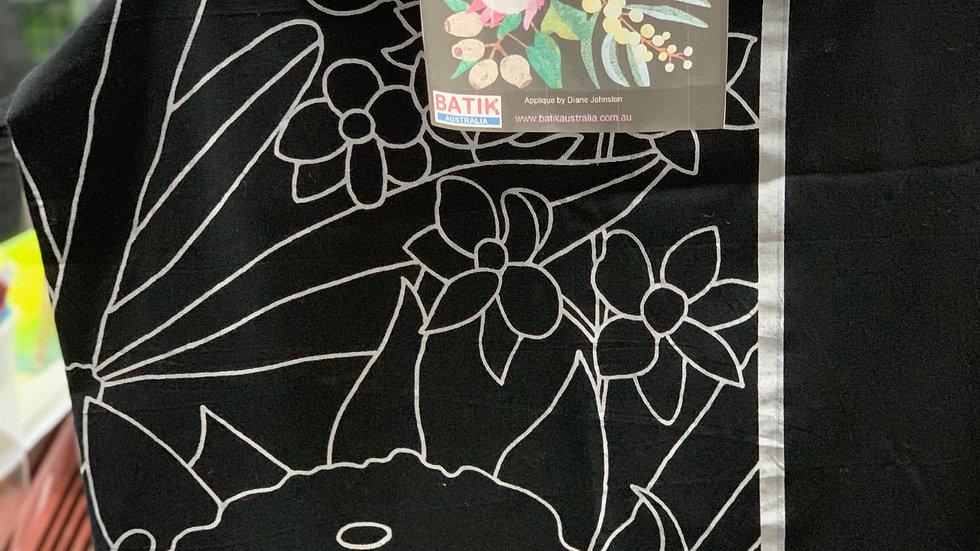 'Waratah' Fabric Panel