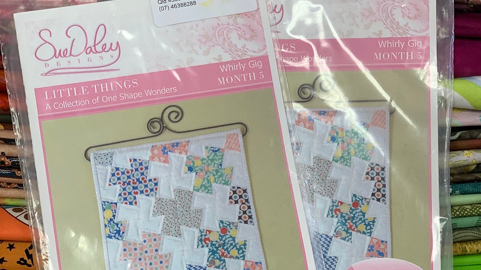 'Whirly Gig' Little Things Collection - Sue Daley Designs