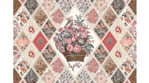 Jane Austen - Diamond Panel (per m)