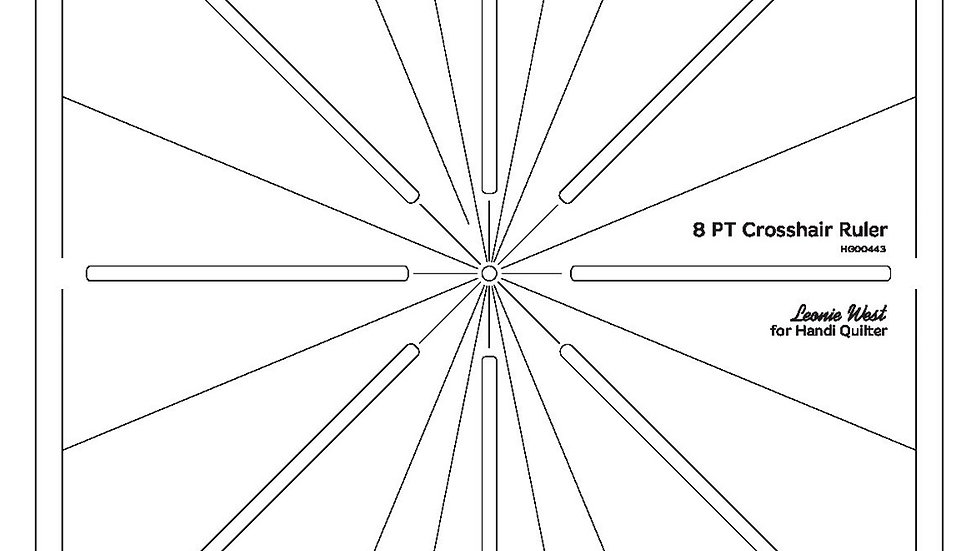 Jade - 8 Point Crosshair