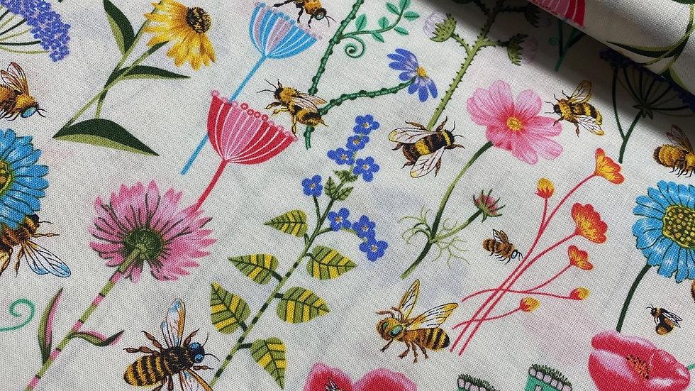 'Honeybees' by Nutex (per m)