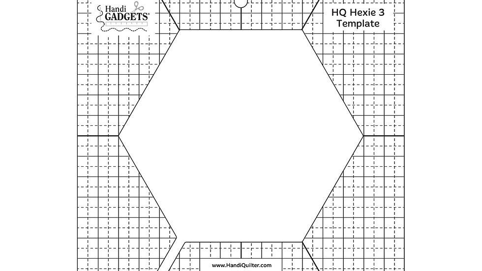 """Hexagon - 3"""""""