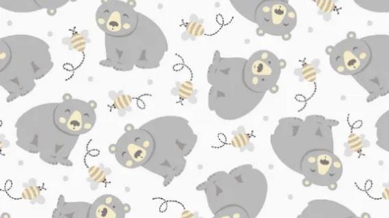 Little Critters #04297 (per m)