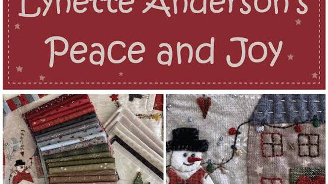 Peace and Joy by Lynette Anderson