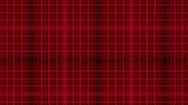 Winter Elegance Plaid Red (per m)