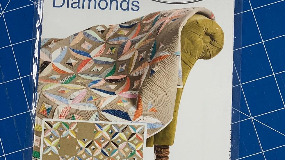 'Chic Diamonds' Quilt Pattern