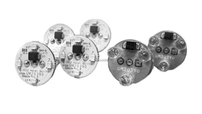 UV & LED Fill Kit - Avante 18