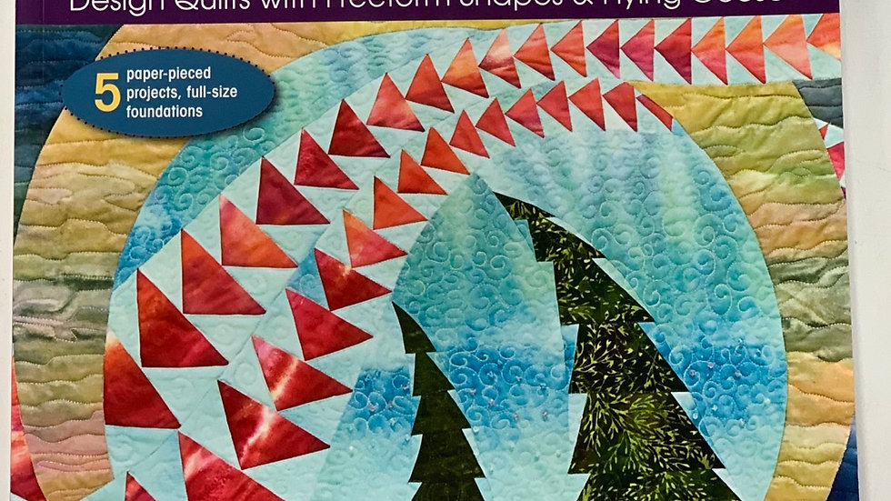 Flying Colors Quilt Book