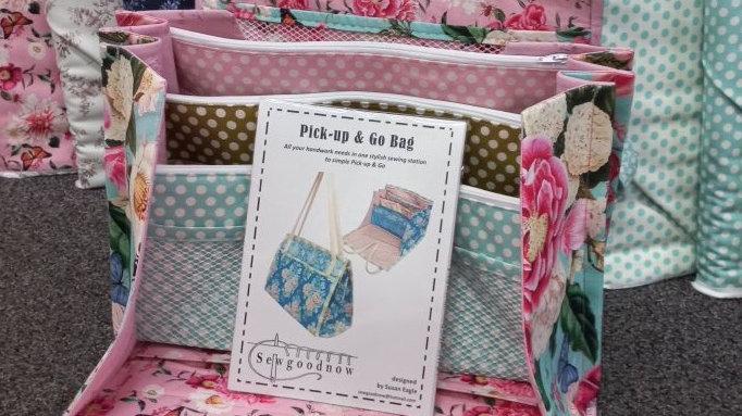Pick-up & Go Bag Pattern