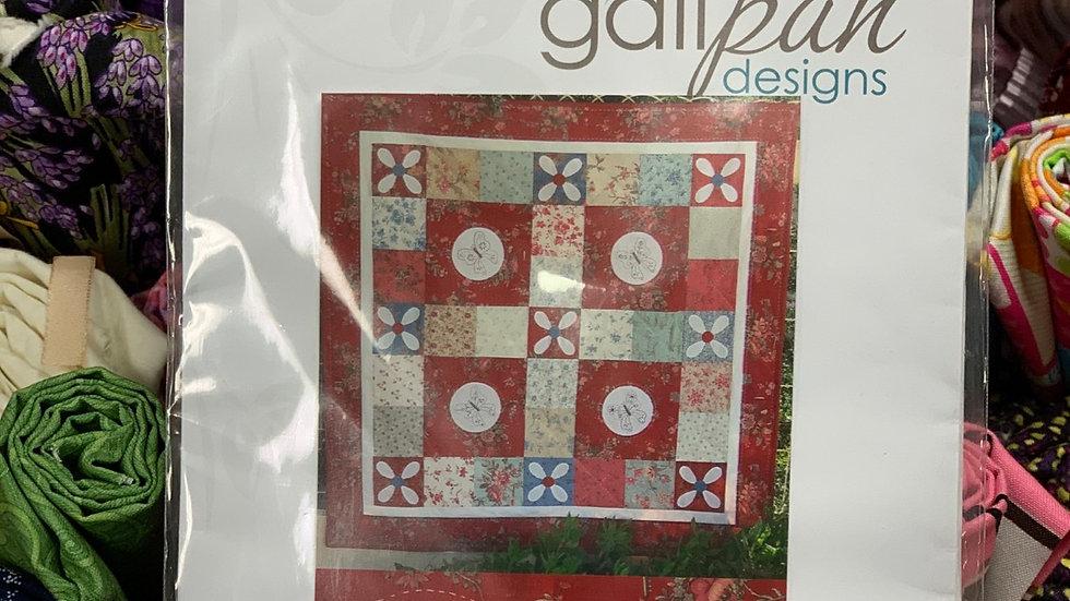 'Springtime Butterflies' Pattern - Gail Pan Designs