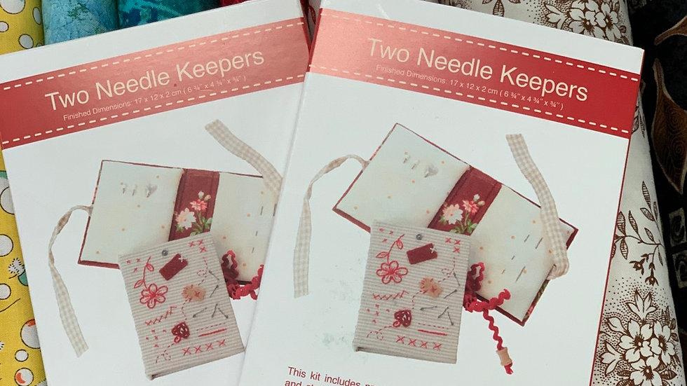 Two Needle Keepers Rinske Stevens