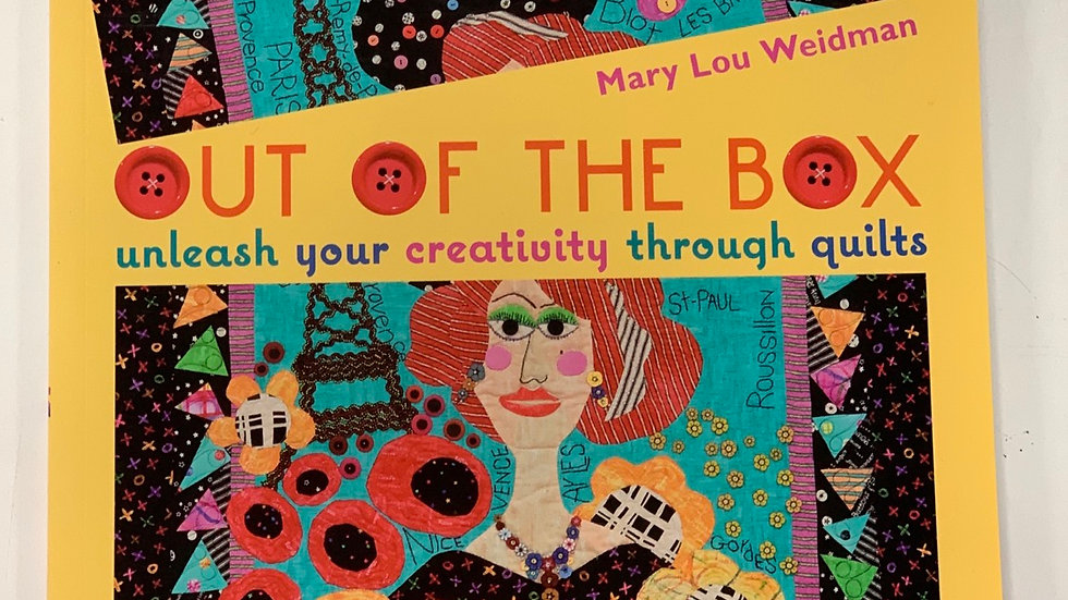 Out of The Box - Quilting Book