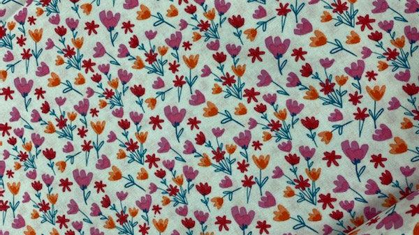 'Blossoms' - The Craft Cotton Co (per m)
