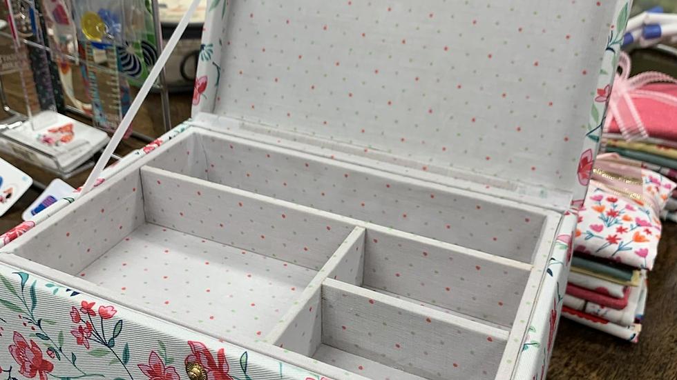 DMC sewing box