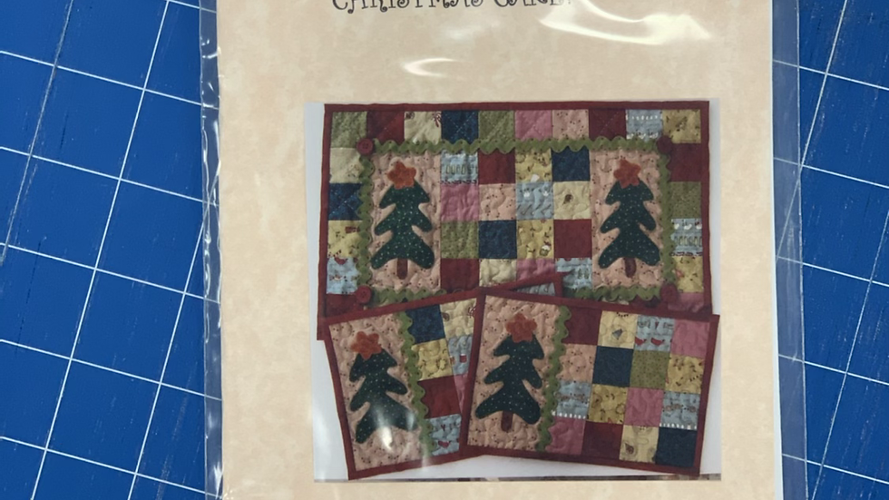 Christmas Cake Pattern