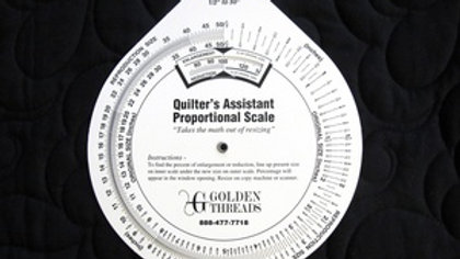 Quilters Assistant Proportional Scale
