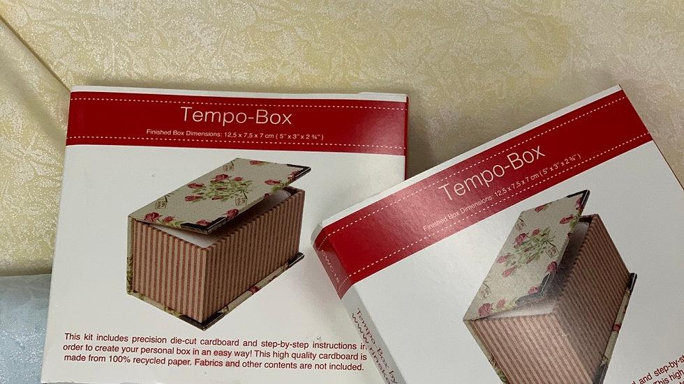 Tempo Box Rinske Stevens