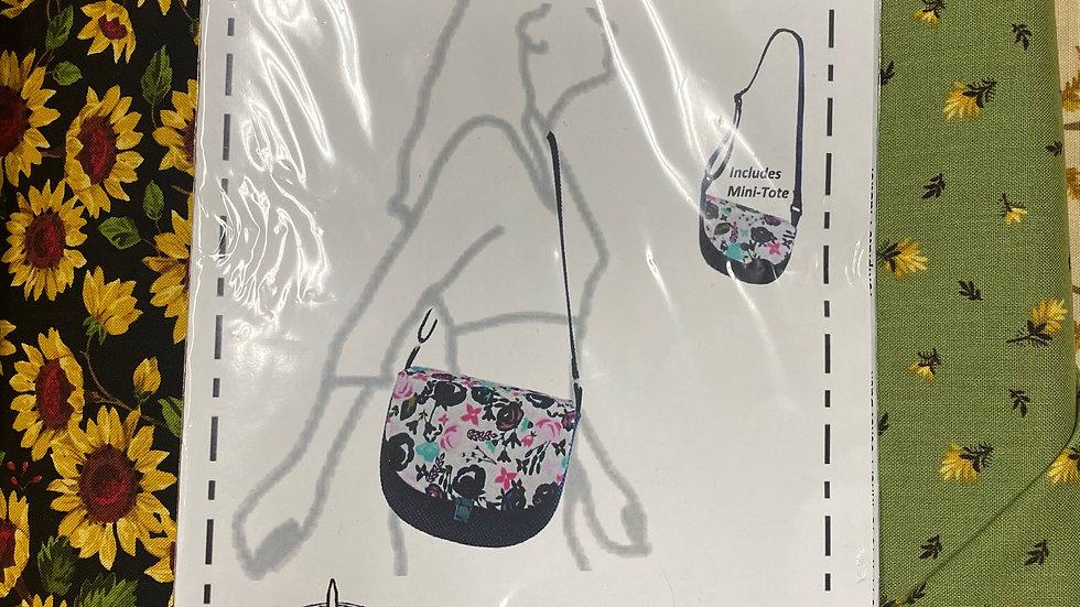 Cross-Body Bag Pattern