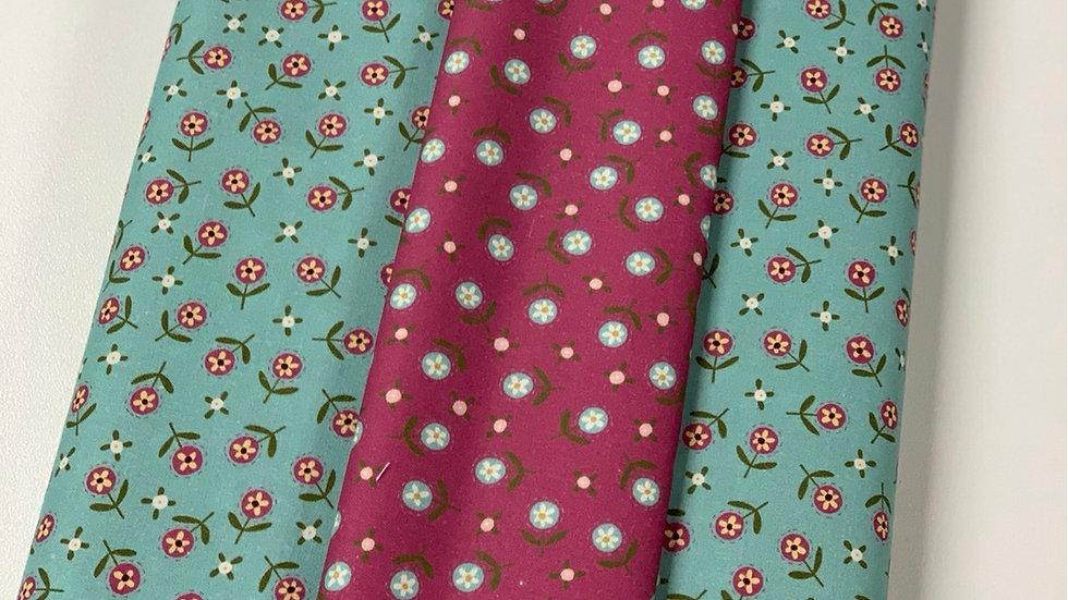 Willowbrook Floral Split DVW18985 (per m)