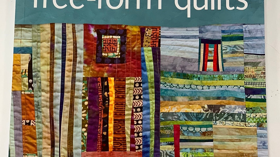 Free-form Quilts Book